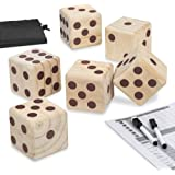 Backyard Champs Yard Dice Game with Bag