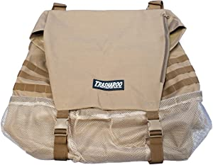 Trasharoo Spare Tire Trash Bag TAN