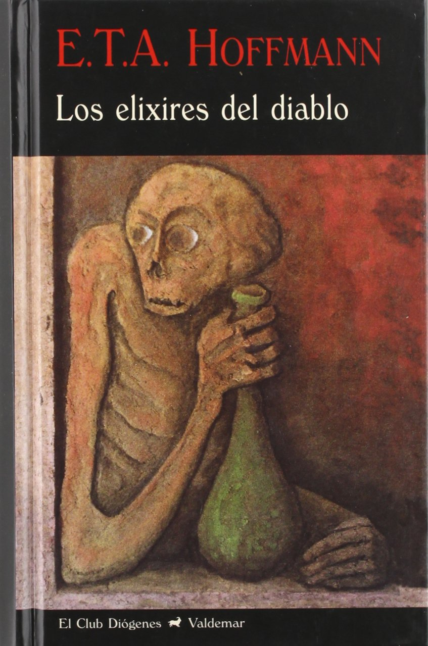 Los elixires del diablo (El Club Diógenes): Amazon.es: Hoffmann, E.T.A.,  Hernández Arias, José Rafael: Libros