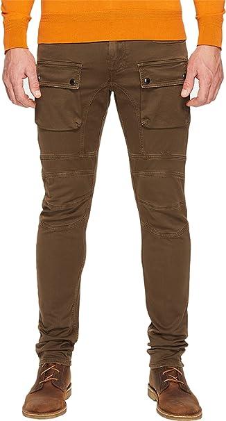 7f11086d2255 BELSTAFF Men s Felmore Moto Stretch Cotton Chino Pants Sable Pants ...