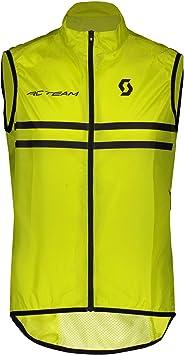 SCOTT RC Team 2020 - Chaleco Cortavientos para Bicicleta, Color ...