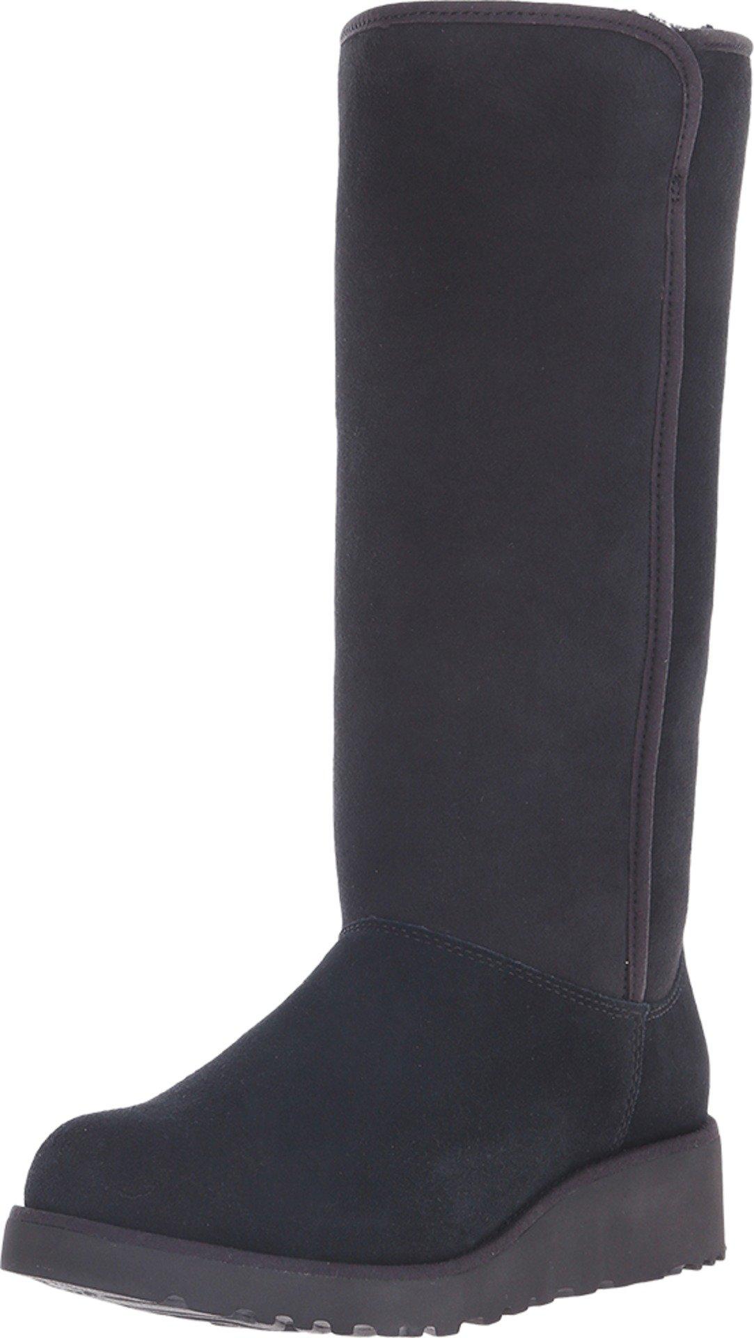 UGG Women's Kara Winter Boot, Black, 12 US/12 B US