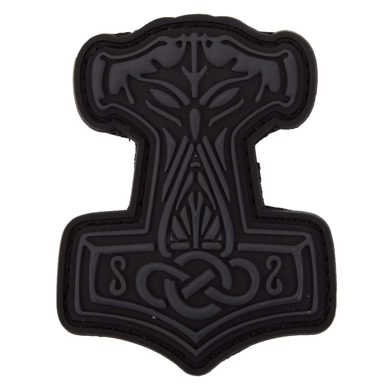 Jackets To Go jtg Thors Martillo Mjolnir Patch Blackops//3d Rubber Patch