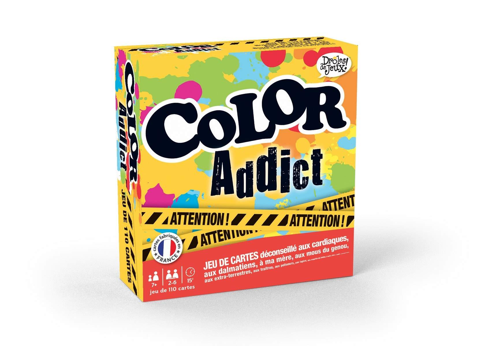 Drôles De Jeux - 410400 - Color Addict product image