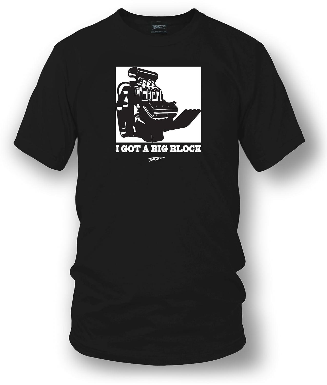 Wicked Metal Big Block t-Shirt Muscle Car Shirt Drag Racing