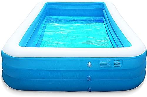Inflatable Pool Kiddie Pool Blow Up Swimming Pool Inflatable Kid Pools Review