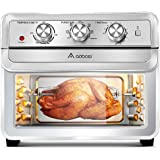 Toaster Oven Aobosi Air Fryer Oven Rotisserie Convection Oven Countertop Pizza Oven Multi-Function 6-in-1 Toast/Bake/Broil/Ai