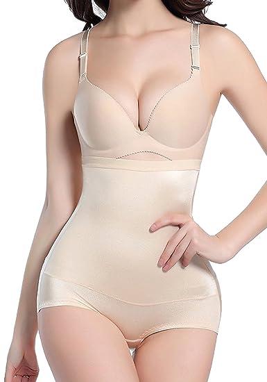 6d0895040a77c Women s Shapewear High Waisted Tummy Control Panties Body Shaper Briefs  Underpants