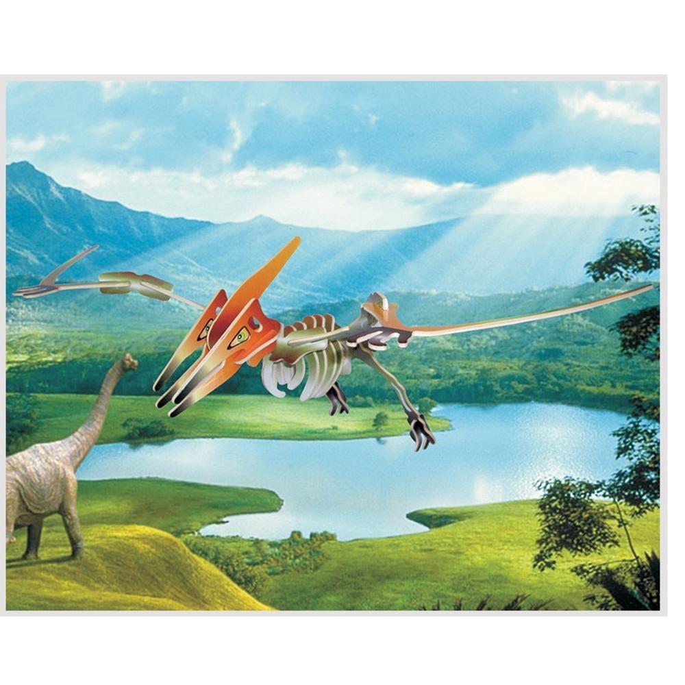 特価ブランド Puzzled Pteranodon Illuminated Illuminated 3D 3D Puzzle B004MQDNFW B004MQDNFW, 金貨と銀貨&純金アクセの-SPACE-:8e17a988 --- quiltersinfo.yarnslave.com