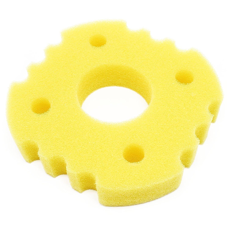 Pièce détachée: SunSun CPF-280 / CPF-380 / CPF-500 Filtre de bassin à pression Éponge jaune WilTec