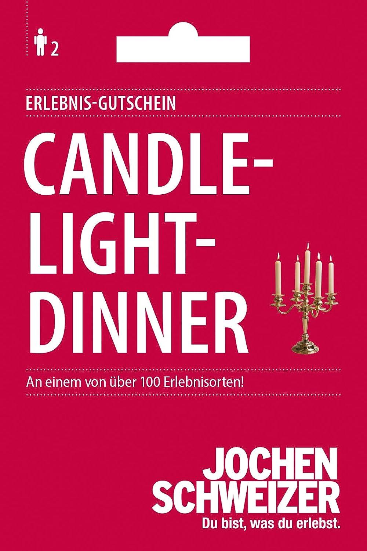 Jochen - Tarjeta de Regalo Suiza: Candle-Light-Dinner para 2 ...