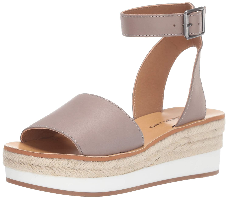 83a696df051 Lucky Brand Women's Joodith Espadrille Wedge Sandal