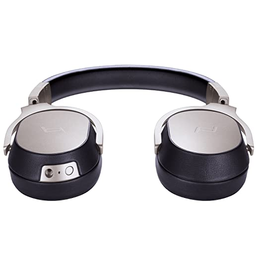 KEF Porsche Design Space One - Auriculares Over-Ear, Color Negro: Amazon.es: Electrónica