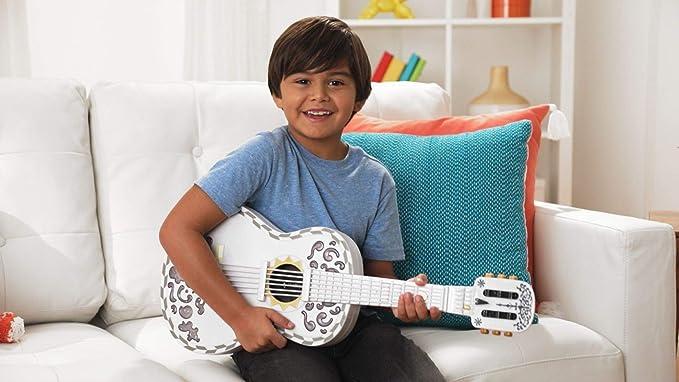 Disney Filles Coco Miguel Crossed Guitars Sweat