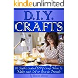 DIY Crafts: 10 Sophisticated DIY Craft Ideas to Make and Sell or Give to Friends ~ ( DIY Gift Ideas   Craft Ideas for Adults