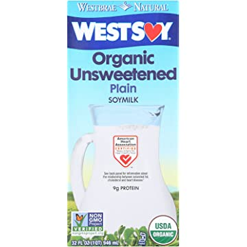 best Westsoy Unsweetened Westsoy 32 Oz reviews
