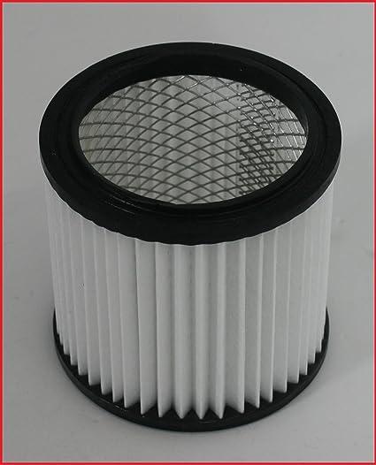Parkside LIDL PAS 500 B1 IAN 66991 - Filtro para aspirador de cenizas (con pliegues
