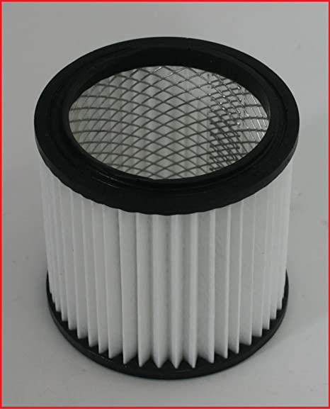 Parkside LIDL PAS 500 B1 IAN 66991 - Filtro para aspirador de cenizas (con pliegues)