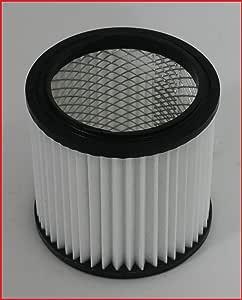 Parkside LIDL PAS 500 C2 LIDL IAN 75872 - Filtro para aspirador de cenizas (con pliegues): Amazon.es: Hogar
