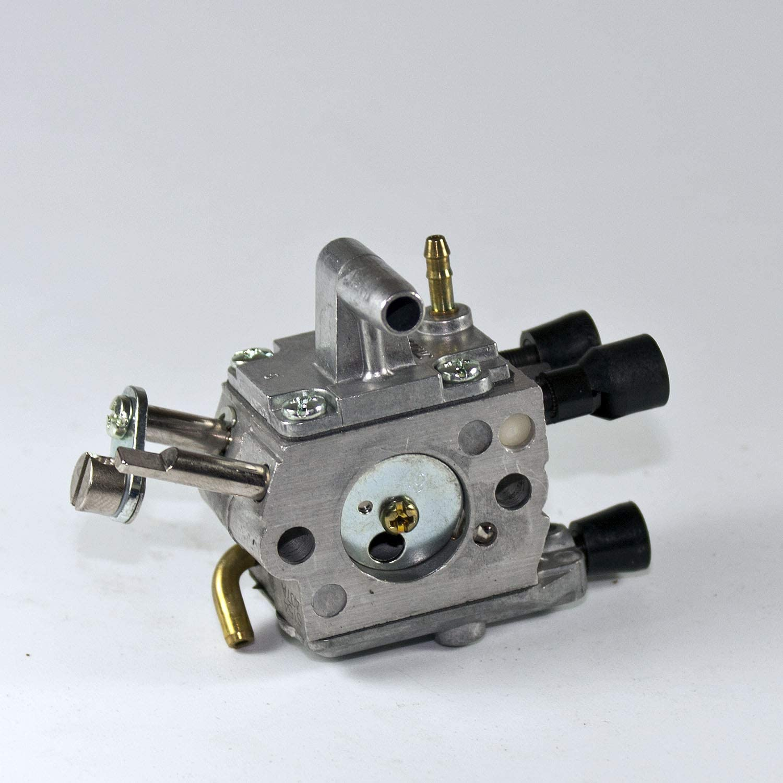 carburador para desbrozadora Stihl FS 450 – 41281200607: Amazon.es ...