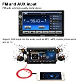 KKmoon 7 Inch 2 Din HD BT Car Radio MP5 Player