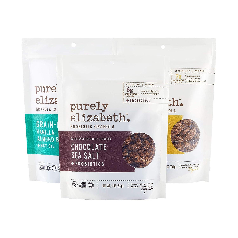 Purely Elizabeth Gluten-Free Granola Variety Pack (3 Ct.)