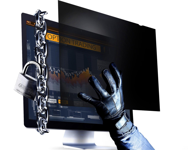 19 Inch - 5:4 Aspect Ratio Computer Privacy Screen Filter for SQUARE Computer Monitor - Anti-Glare - Anti-Scratch Protector Film for Data Confidentiality - PLEASE MEASURE CAREFULLY!