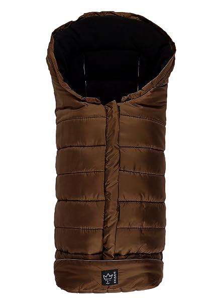 Kaiser 6574235 Arctik térmica Saco de dormir polar, color marrón