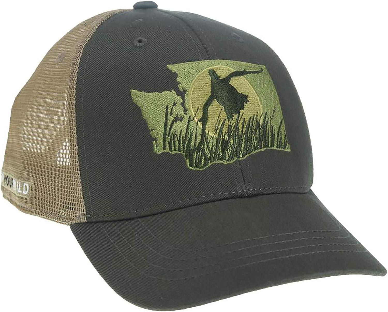 RepYourWater Washington Waterfowl Hat