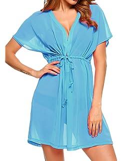 6587e84d Pareo camisola de playa para poner sobre el bikini y crear la ...