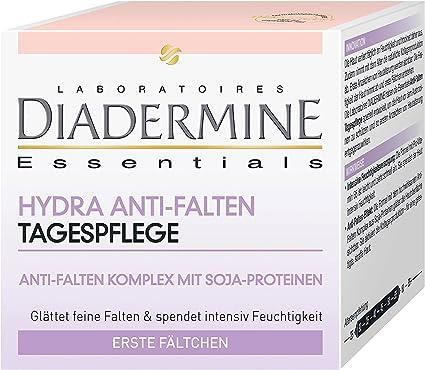 diadermine hydra anti falten