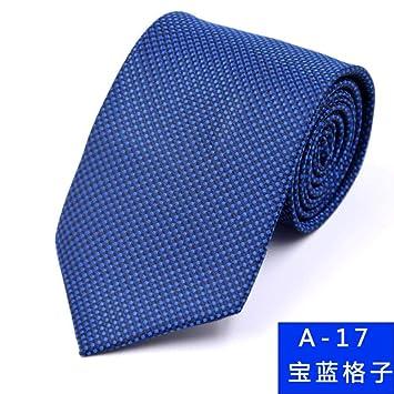 CCYUANG Corbatas De Hombre Corbatas Azules para Hombres Flor De ...