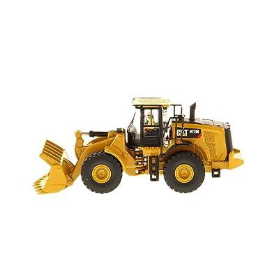 Caterpillar 972M Wheel Loader HO Series Vehicle: Toys & Games