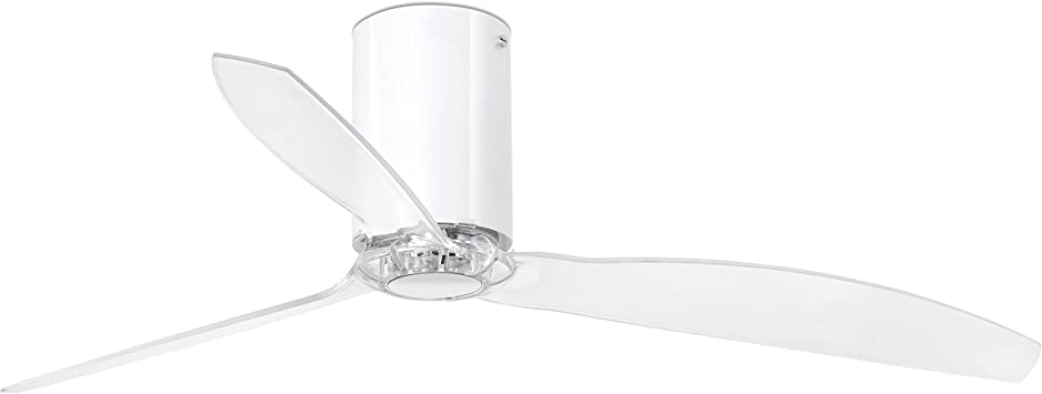 Faro Barcelona 32038 - MINI TUBE FAN Ventilador de techo blanco ...