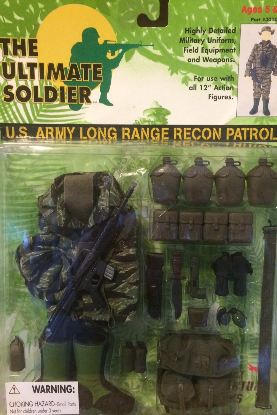 The Ultimate Soldier U.S. Army Long Range Recon Patrol