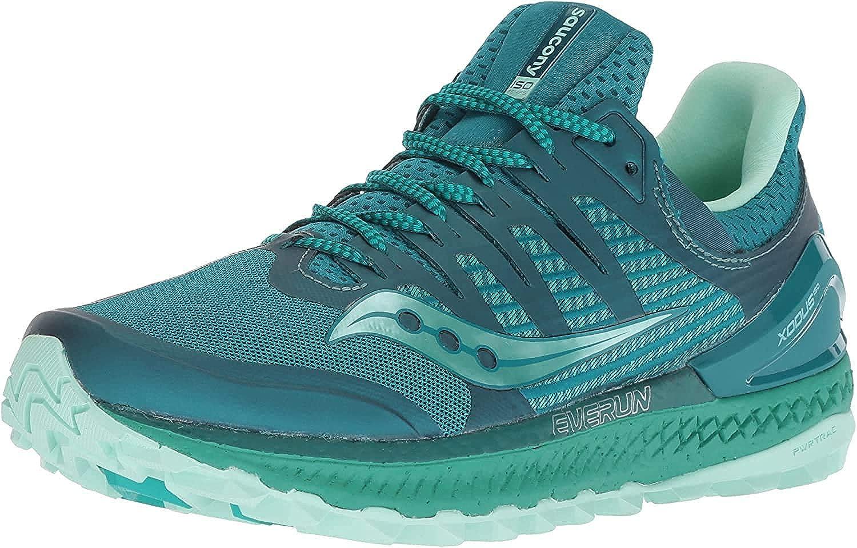 Saucony Xodus ISO 3 W, Zapatillas de Running para Mujer: Amazon.es ...