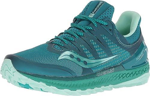 Saucony Xodus ISO 3, Zapatillas de Running para Mujer: Amazon.es ...
