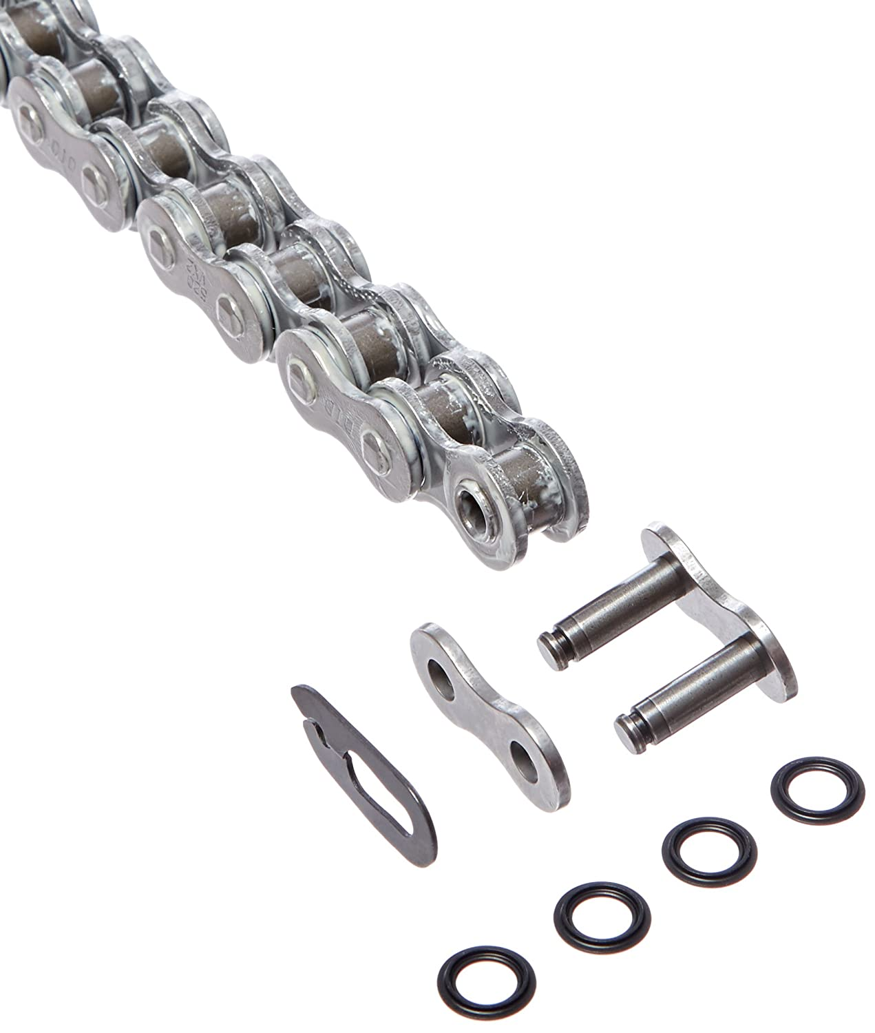 DID 520VX2-114 X-Ring Chain with Connecting Link