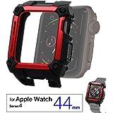 【Spigen】 Apple Watch スタンド, Apple Watch Series 4 / Apple Watch Series 3 / Apple Watch Series 2 / Apple Watch Series 1 [ 充電 クレードル ドック ] アップルウォッチ シリーズ 4 44mm/40mm / シリーズ 3 / シリーズ 2 / シリーズ 1 38mm/42mm 対応 SGP11584 (ブラック)