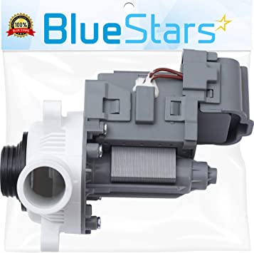 Amazon Com Ultra Durable W10276397 Washer Drain Pump Replacement Part By Blue Stars Exact Fit For Whirlpool Kenmore Washers Replaces Lp397 Ap6018417 Wpw10276397vp Home Improvement