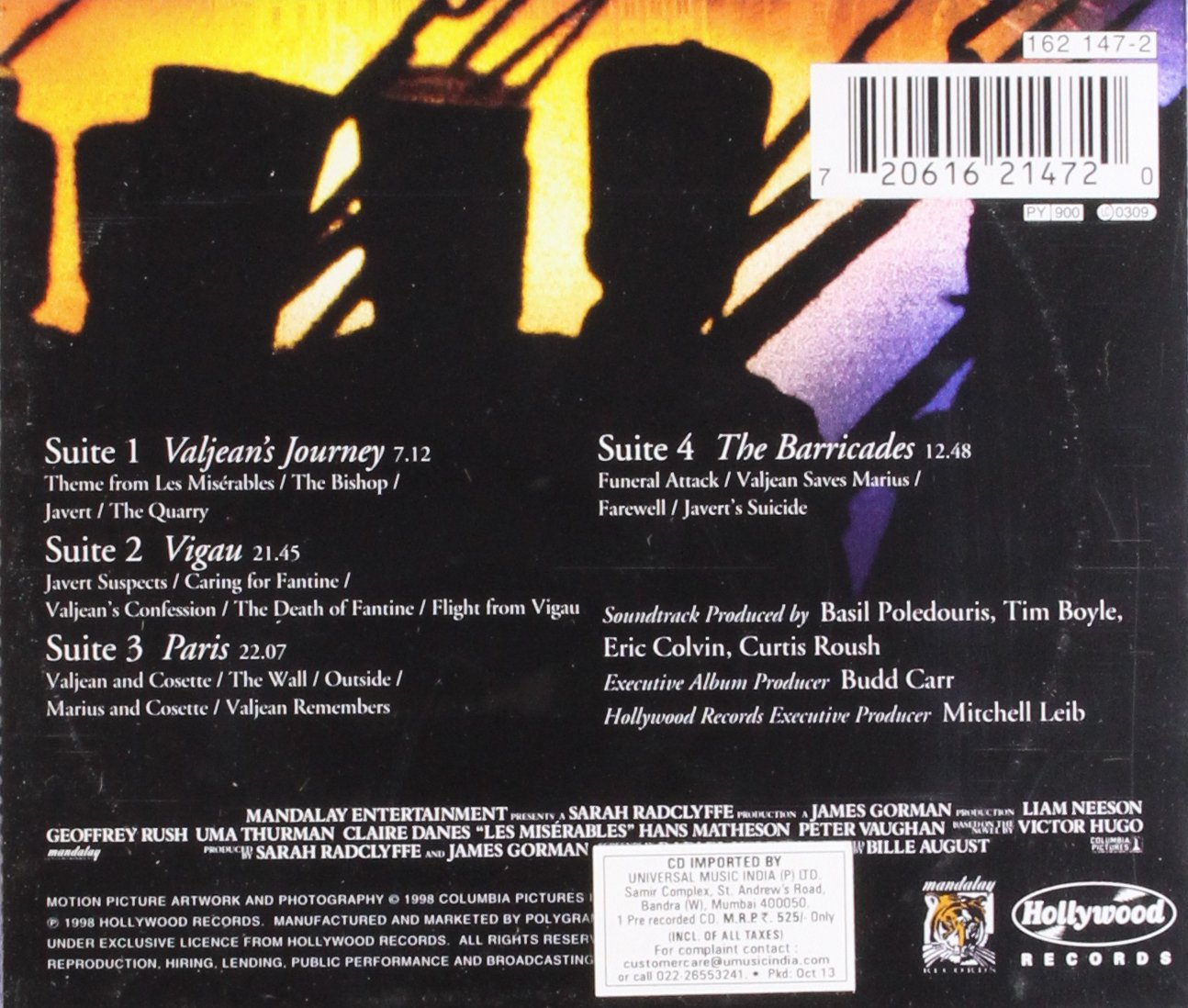 Les miserables 1998 torrent kickass