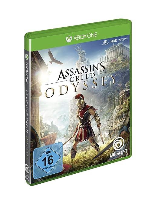 Assassin\'s Creed Odyssey - Standard Edition - [Xbox One]: Amazon.de ...