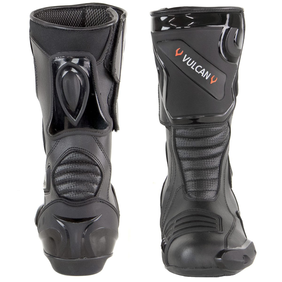 Vulcan V300 Mens Velocity Motorcycle Sport Boots - 11 by Vulcan (Image #3)