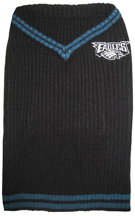best website 969ce 4b3ca NFL Philadelphia Eagles Pet Sweater, Medium
