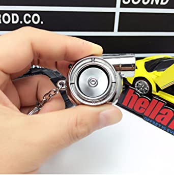 Cargador Mechero Turbo regalo Gadget Spinning turbina motor 2 sonidos UK: Amazon.es: Electrónica