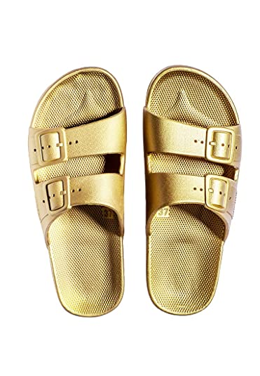 72e5cc1c42b9 Moses freedom slippers GOLDIE GOLDIE