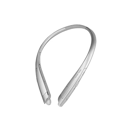 90a5b021d4d Amazon.com: LG Tone Platinum HBS-1100 - Premium Wireless Stereo Headset -  Silver: Cell Phones & Accessories