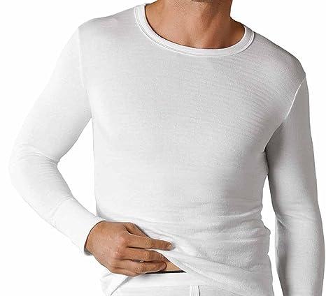 soacks Uwear - Camiseta Interior para Hombre Interior térmica, Manga Larga, Invierno: Amazon.es: Deportes y aire libre
