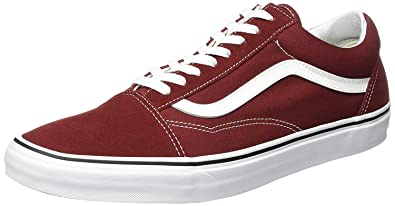 vans madder brown