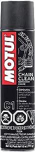 Motul 103243 C1 Chain Cleaner, 9.8 oz
